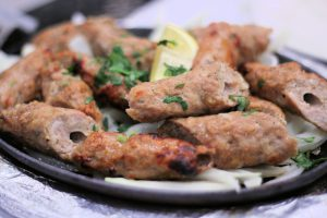 Dinner Bell Chicken Seekh Kabab