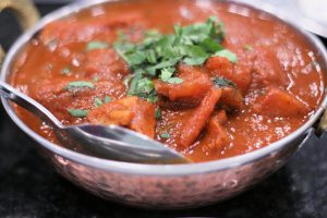Dinner Bell Chicken Vindaloo