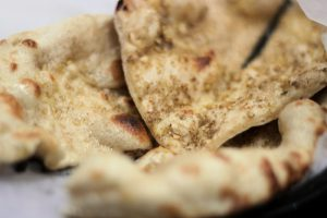 Dinner Bell Garlic Naan