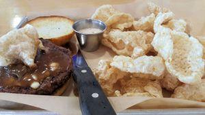 Ocmulgee Brewmaster Burger