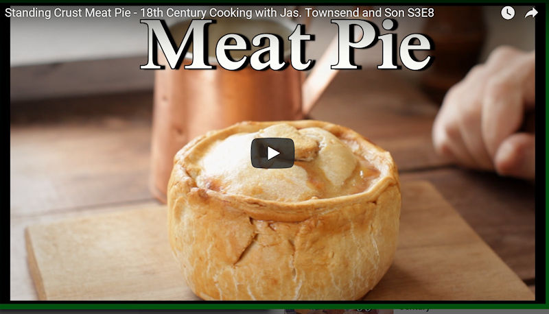 Jas. Townsend and Sons Meat Pie