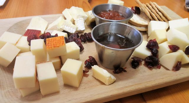FOJ Cheese Board