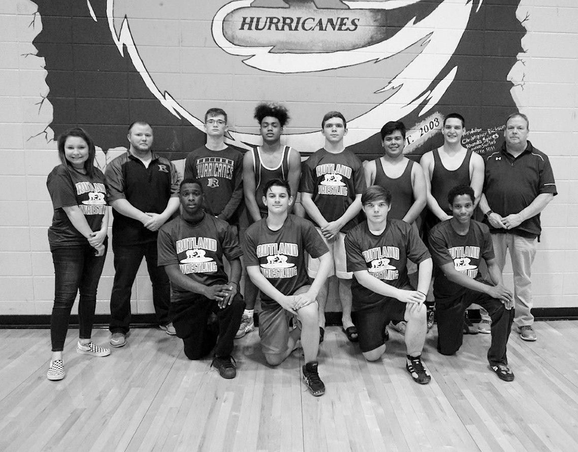 Rutland High School Wrestling Team
