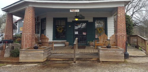 Whistle Stop Cafe Juliette Macon Community News