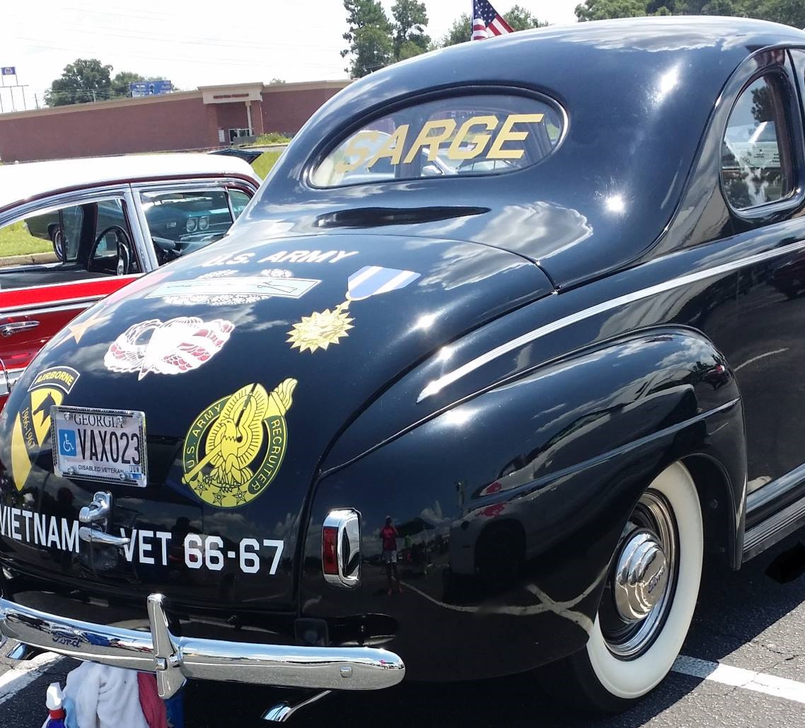 Sarge Car - Rutland High School
