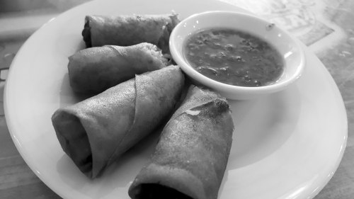 Pho Saigon - Macon - Egg Rolls
