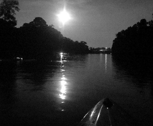 Full moon float - Ocmulgee Outdoor Expeditions