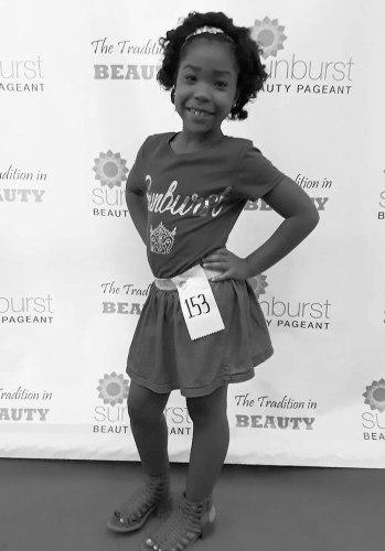 Little Miss Sunburst Pageant
