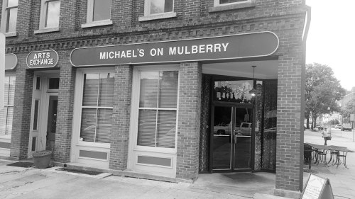 Michaels on Mulberry Storefront