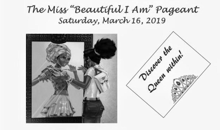 Miss Beautiful I am Pageant Macon