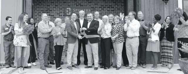 Spillers Ortho MCN ribbon cutting Web