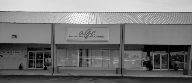 Abundant Grace Church, located at 1861 Watson Boulevard, behind Chick-Fil-A in Warner Robins. Photo by Lauren Deal.