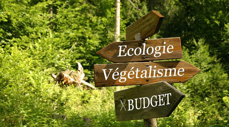Ecologie, budget, végétalisme : faut-il vraiment choisir ?