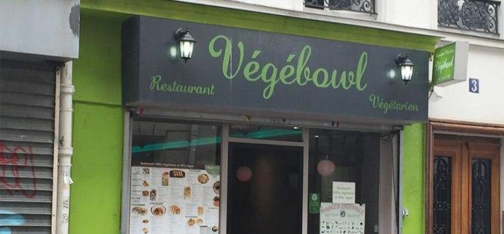 J'ai mangé au restaurant Végébowl