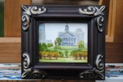 Capital from the Bicentennial Park
