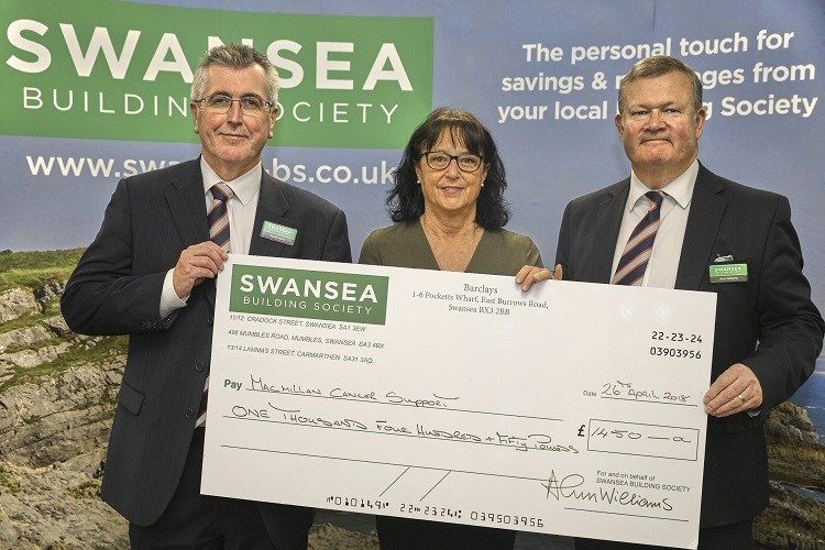 Swansea Building Society Supports Gower Macmarathon for Fourth Year Running