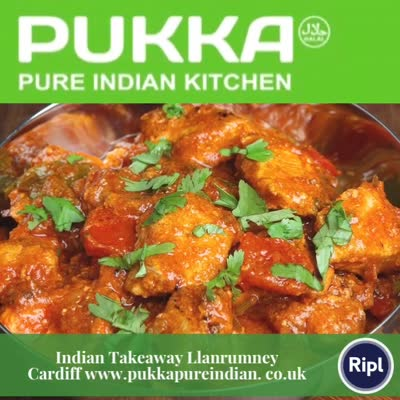 Grab a lovely curry or get one delivered by Pukka Pure Indian Kitchen In Cardiff…