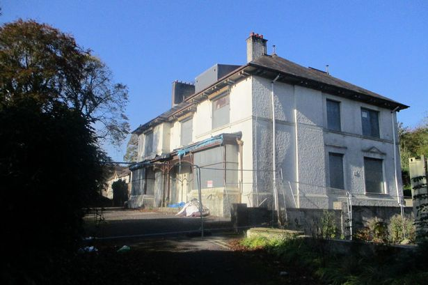 Land at the centre of Bridgend planning dispute goes up for sale for £525