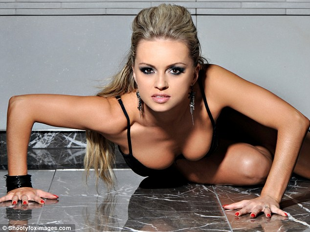 Ola Jordan says she's quit making sexy calendars as she's 'too old'