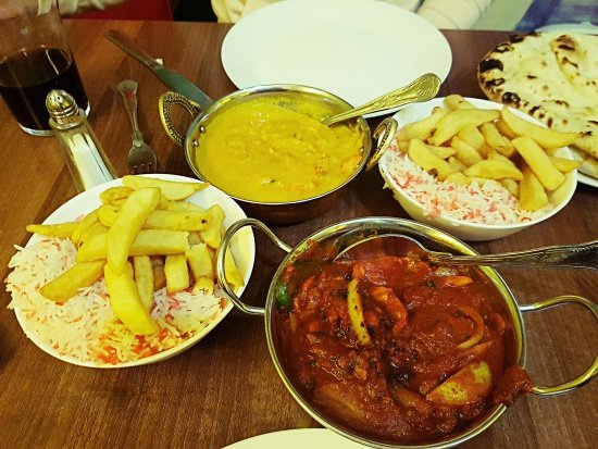 Order a lovely Indian Takeaway in East Cardiff this evening…