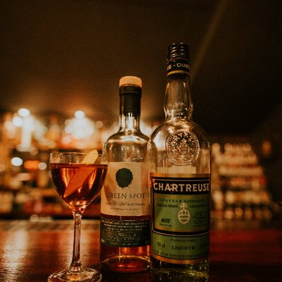 Things To Do In Cardiff Profile – Visit the Dead Canary Cocktail Bar