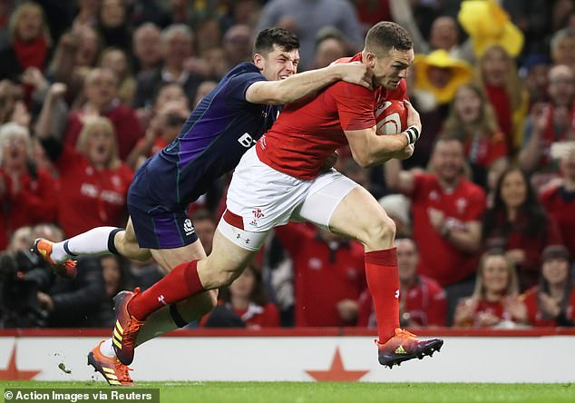 Wales 21-10 Scotland PLAYER RATINGS: Dillon Lewis and George North star in Welsh win