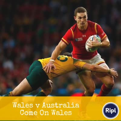 #WALvAUS – Kick off 5.45pm today…