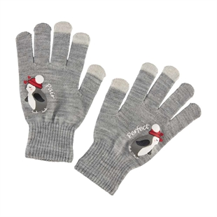 Nordic Noel Novelty Gloves
