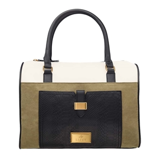 Lipsy Structured Colourblock Handbag