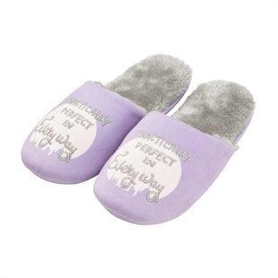 Mary Poppins Slipper Mules