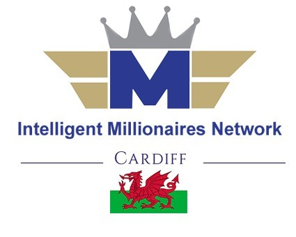 Had a great time at the Inteligent Milionaires Network in Cardiff last night…