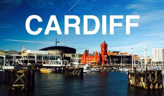 This beautiful timelapse video shows Cardiff at its festive best