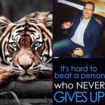 #MikeArmstrongNews Never Give Up