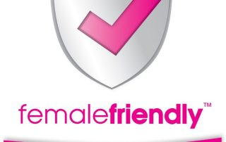 Female Friendly Recommended Logo, Plumber, Adelaide, Plumbing, Gas, Bathroom Renovations