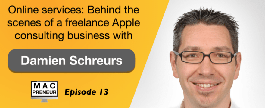 MP013: Online services: Behind the scenes of a freelance Apple consulting business – part 3