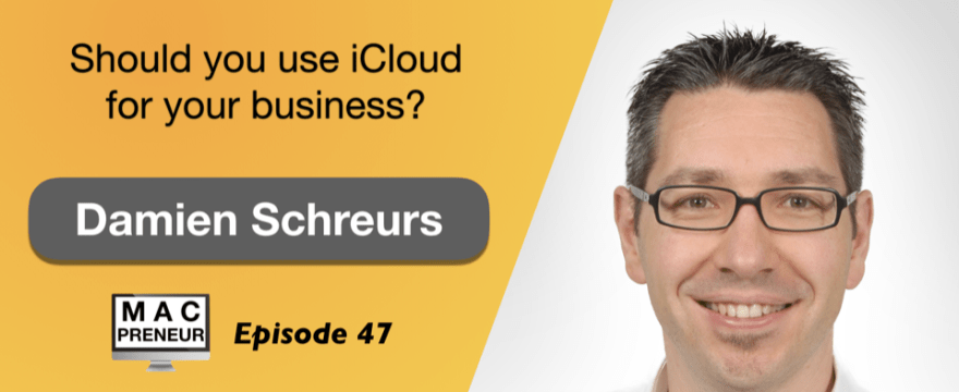 MP047: Should you use iCloud for your business?