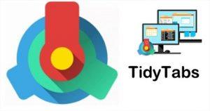TidyTabs Professional 1.16.1 Crack + License Key (2020) Free Download