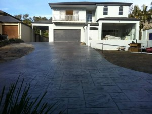 Stamped Concrete Brisbane