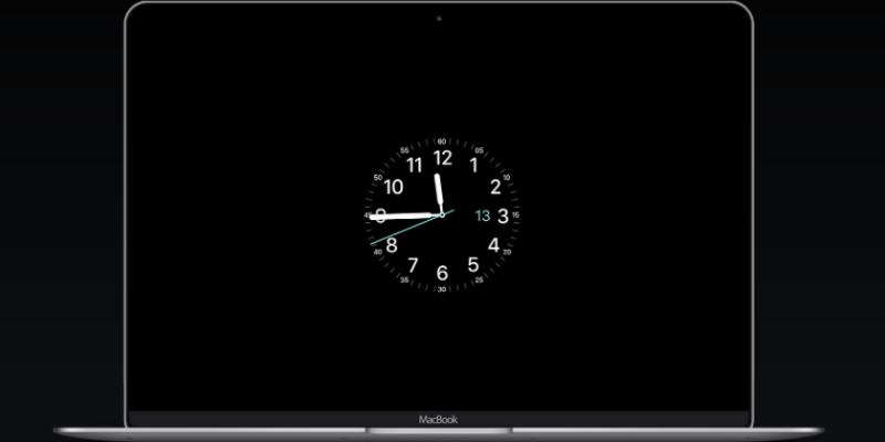 Apple Watch 的時鐘錶面,即刻起 Mac 也可以擁有!