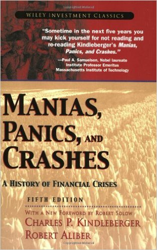 Manias, Panics, and Crashes - A History of Financial Crises