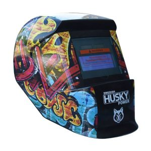 Careta Electrónica Husky HKC45