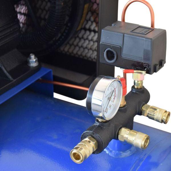 Compresor Profesional a Gasolina 200 Litros_3