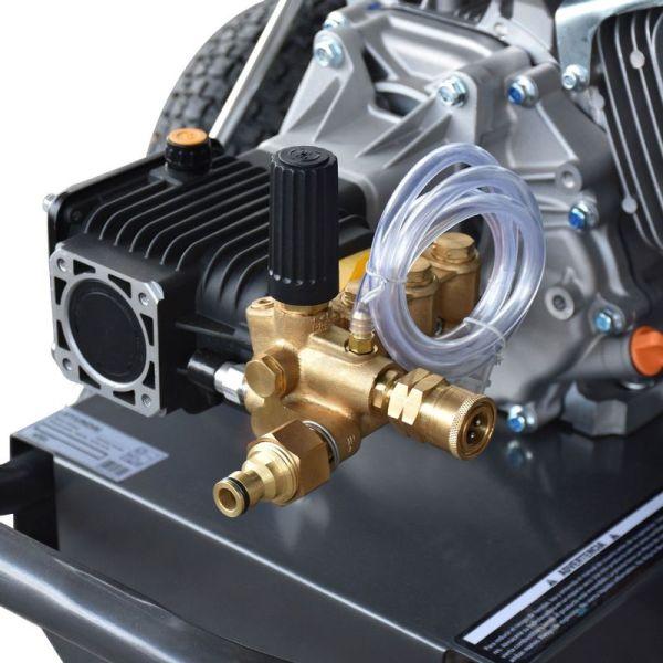 Hidrolavadora a Gasolina 4000PSI_3