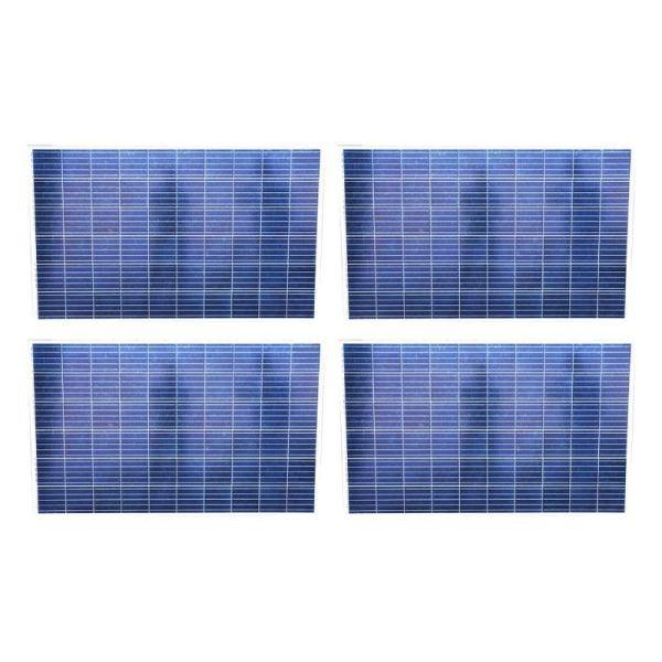 Bomba Solar con 4 Paneles_3