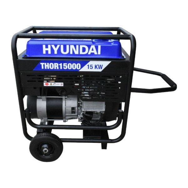 Generador Eléctrico Profesional 26HP 50Amp