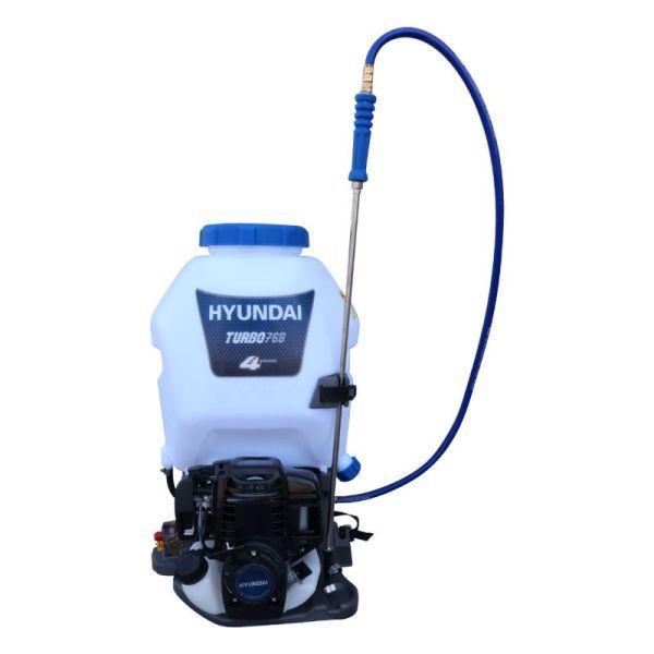 Fumigadora A Gasolina 1.3HP Turbo