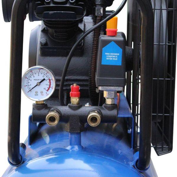 Compresor Profesional 100 litros de Faja_2