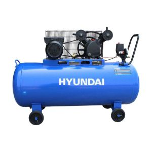 Compresor Profesional 200 litros de Faja