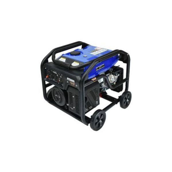 Generador Profesional de Gasolina 13.1HP 6000w_2