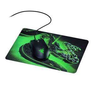 Mouse Para Juegos + Alfombrilla